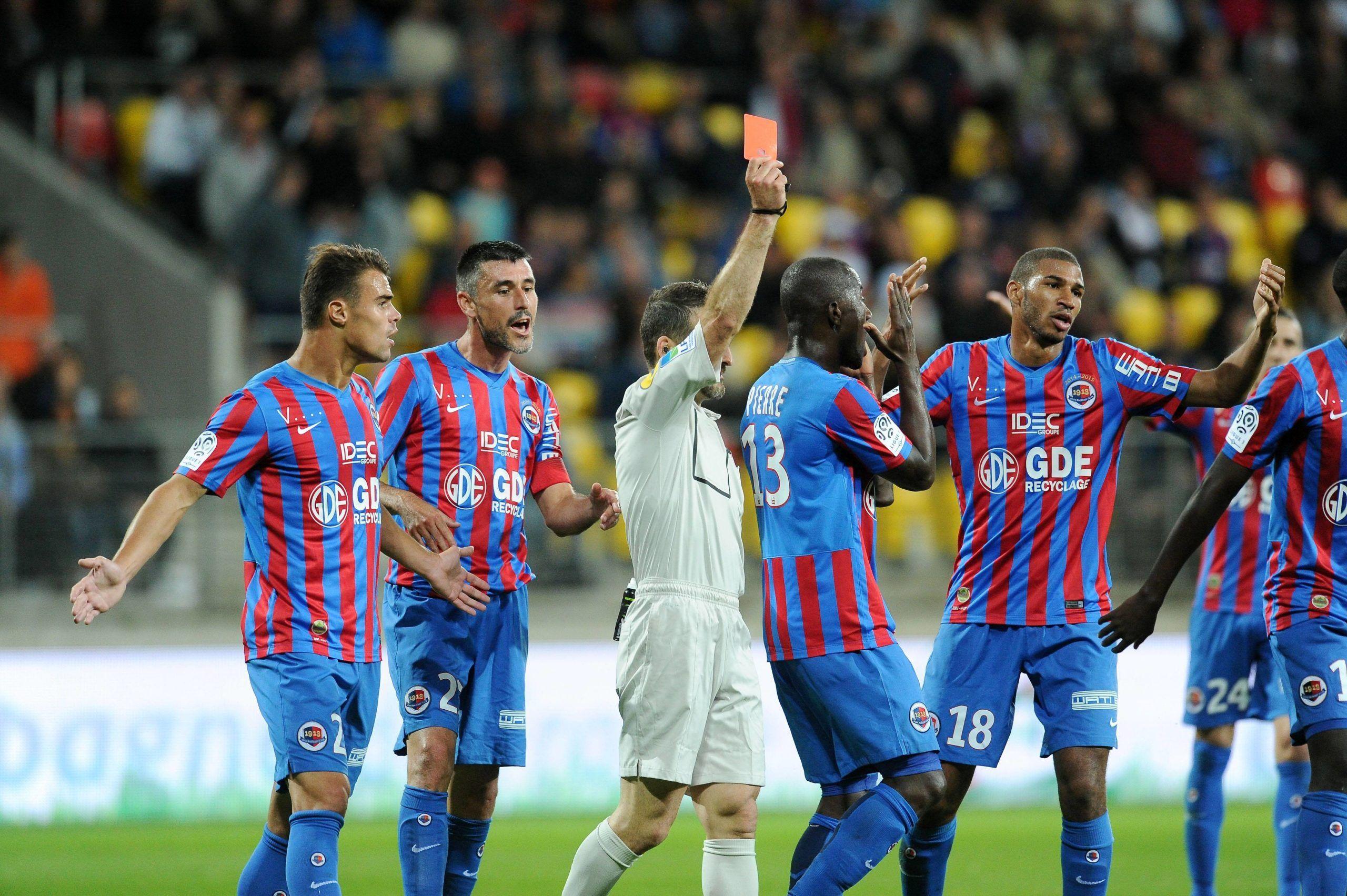 Avant Dijon, les 5 plus gros scandales d'arbitrage de l'histoire du SM Caen