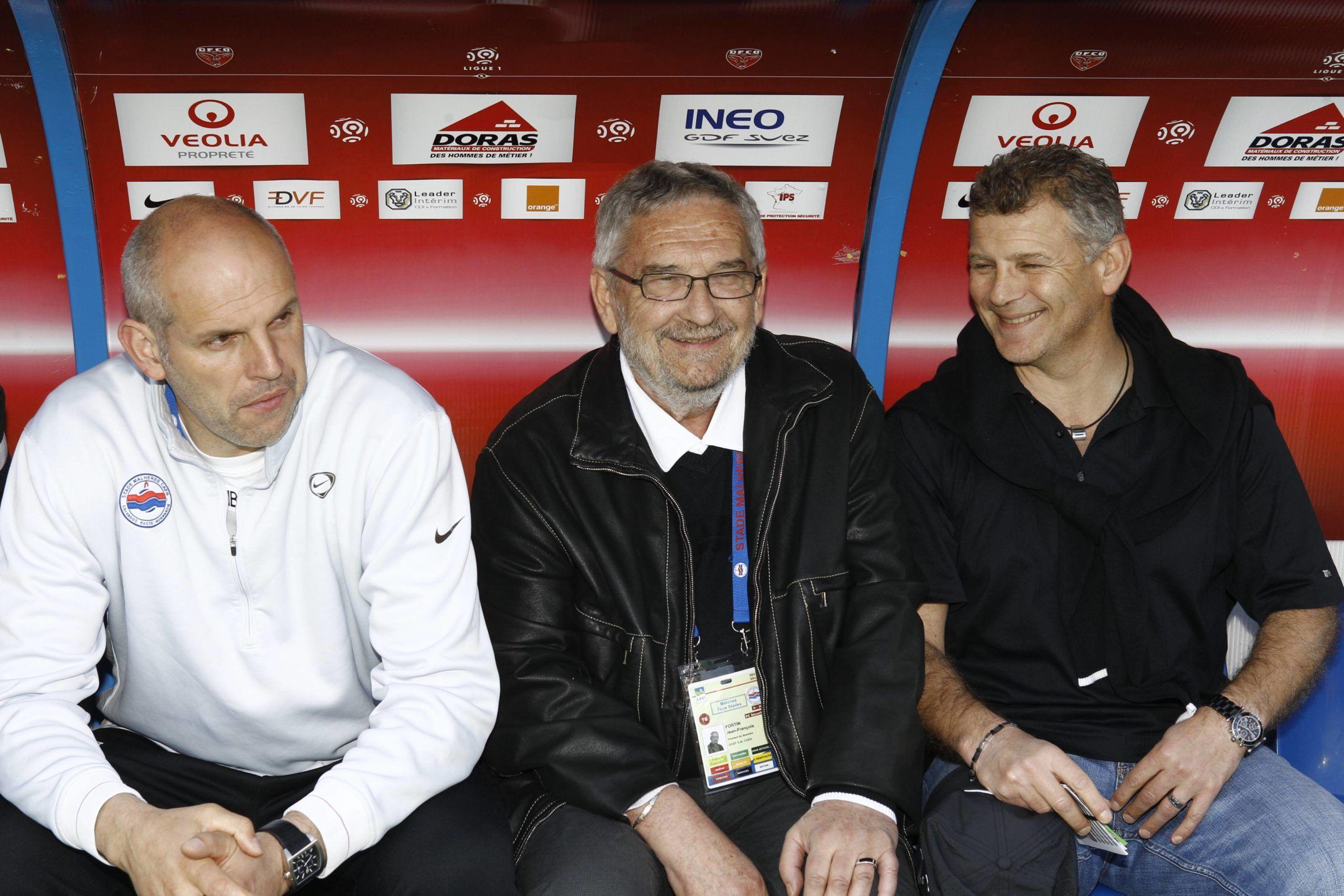 Patrice Garande emmène Jean-Marc Branger dans ses valises à Dijon