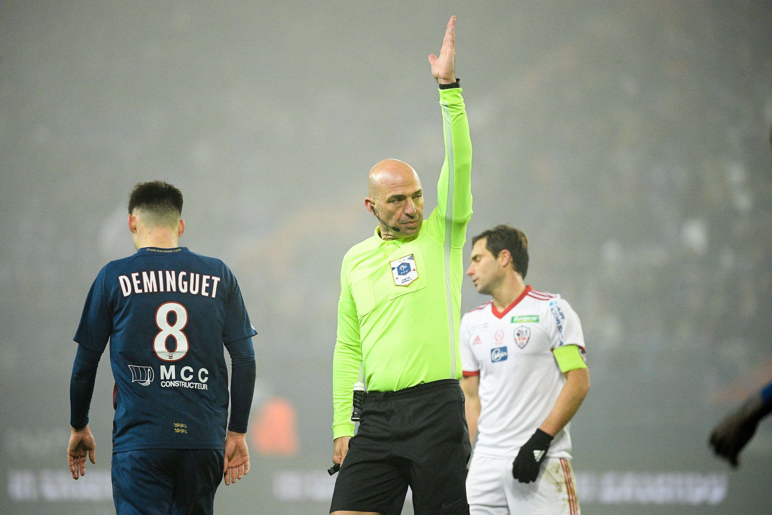 Et l'arbitre de Toulouse – Caen sera… Bartolomeu Varela !