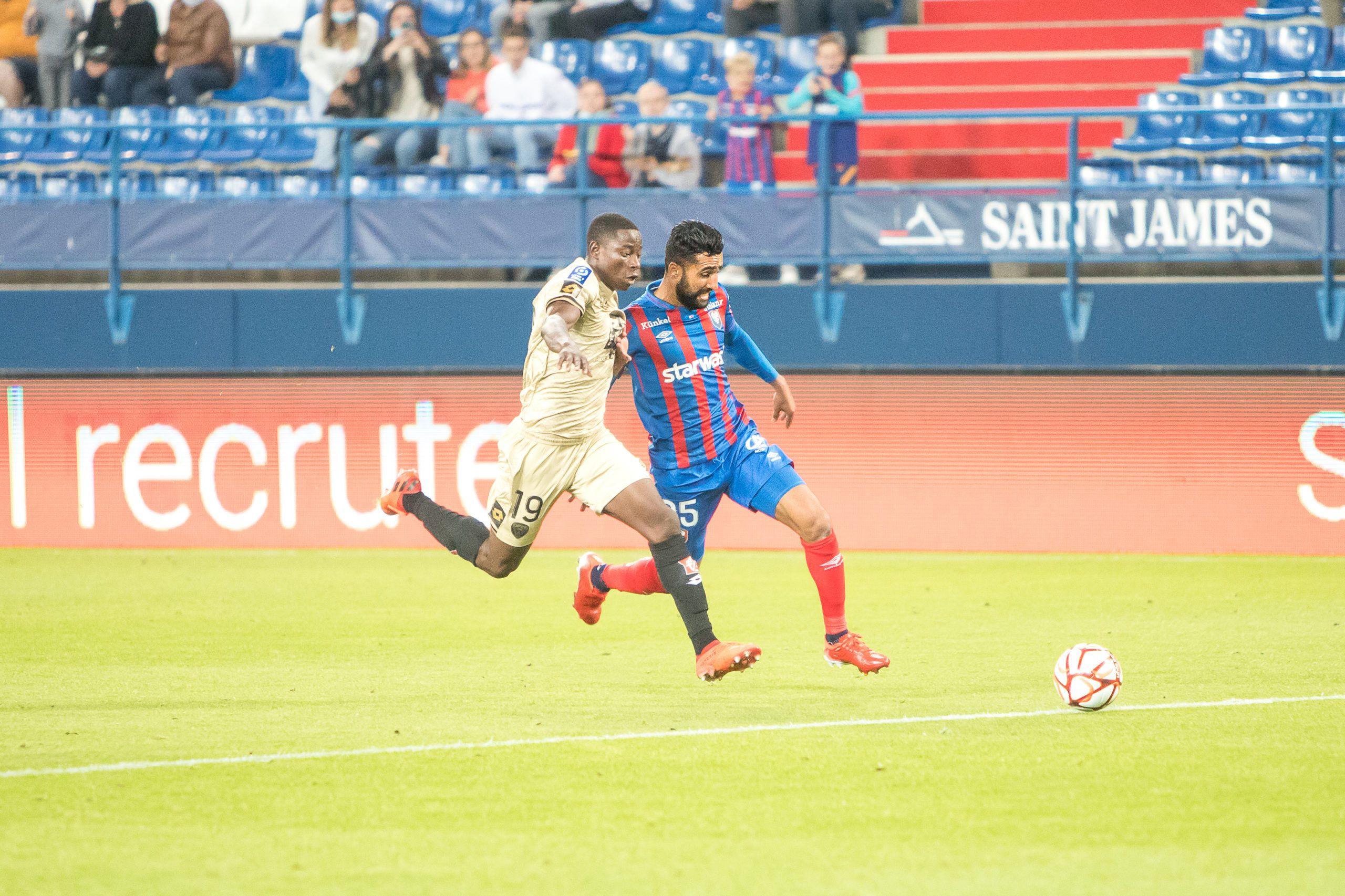 Les décisions de la commission de discipline pour le match Caen – Dijon