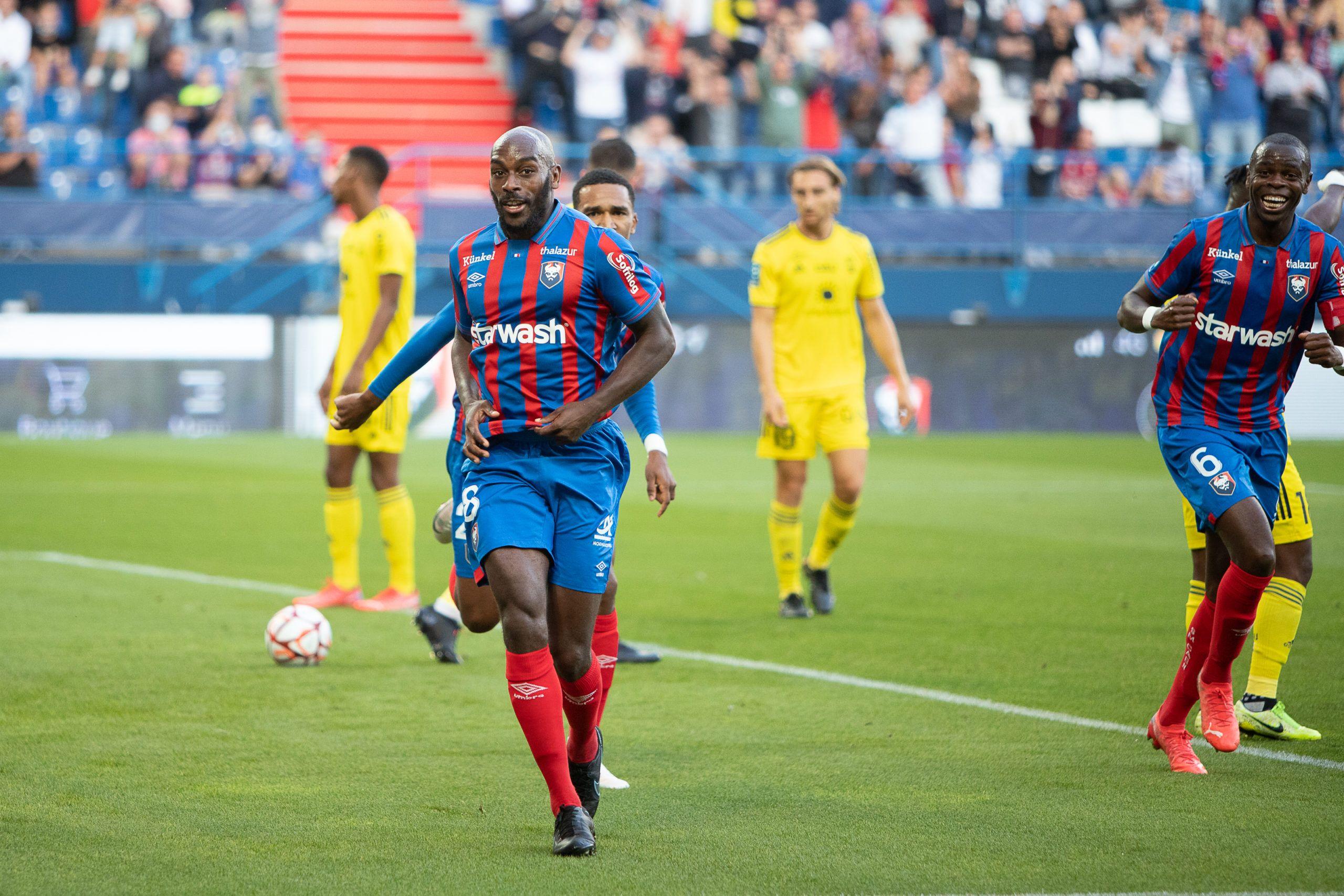 Jonathan Rivierez : « L'arrivée d'Ibrahim Cissé va me pousser à être meilleur »