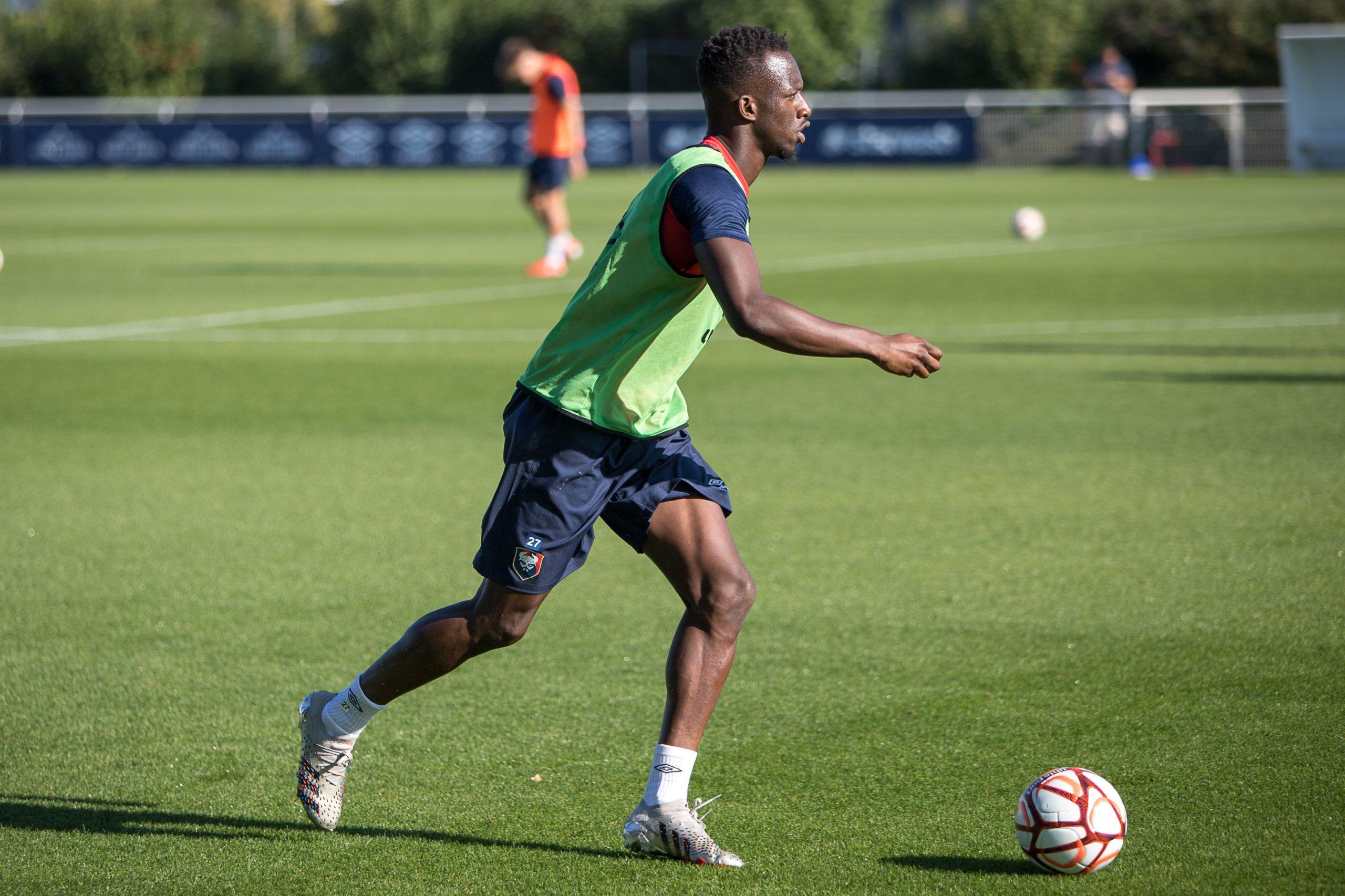 Ibrahim Cissé : « Caen, c'est une étape importante dans ma carrière »