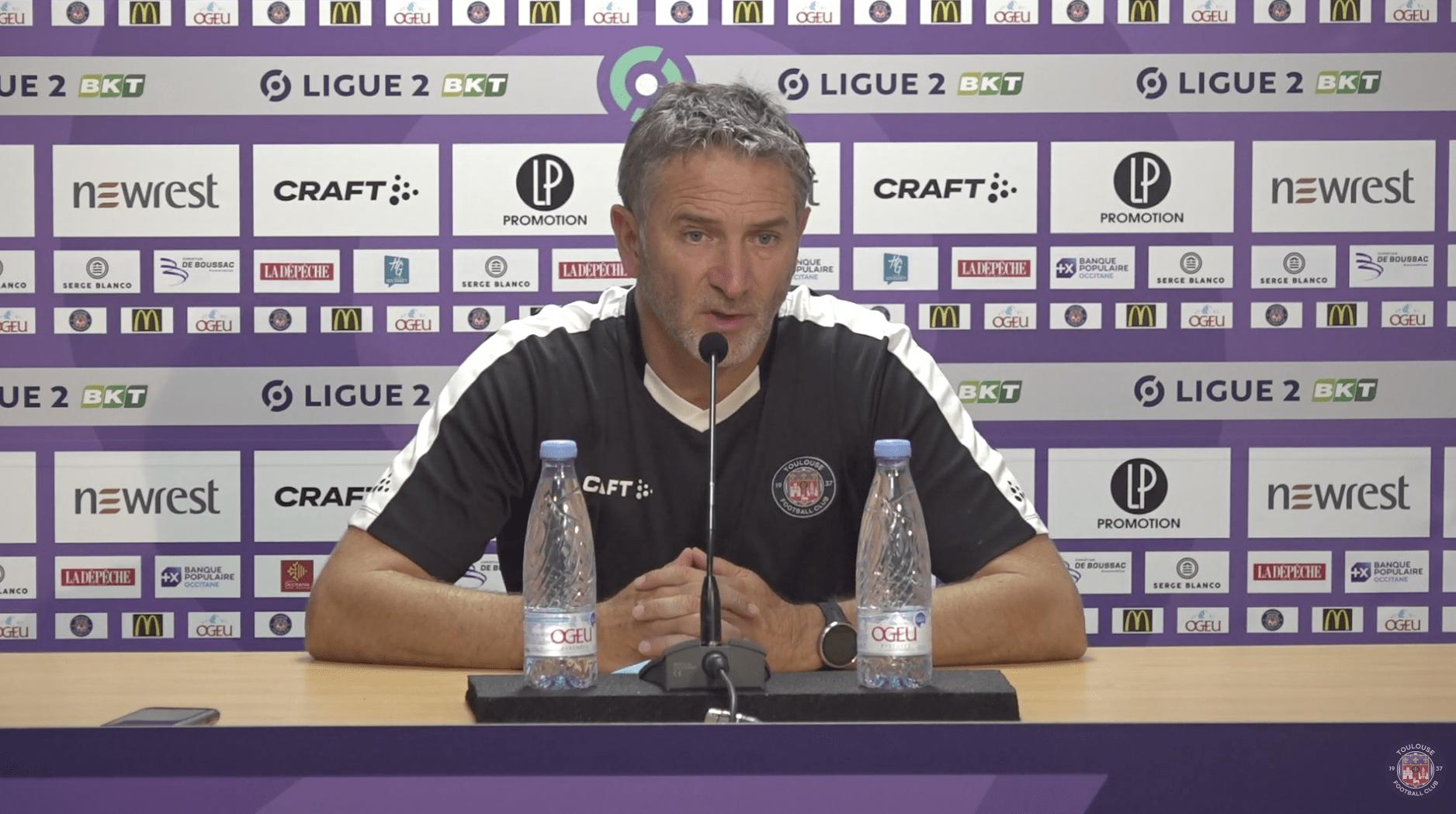Philippe Montanier avant Caen : « Un des matchs les plus difficiles cette saison »