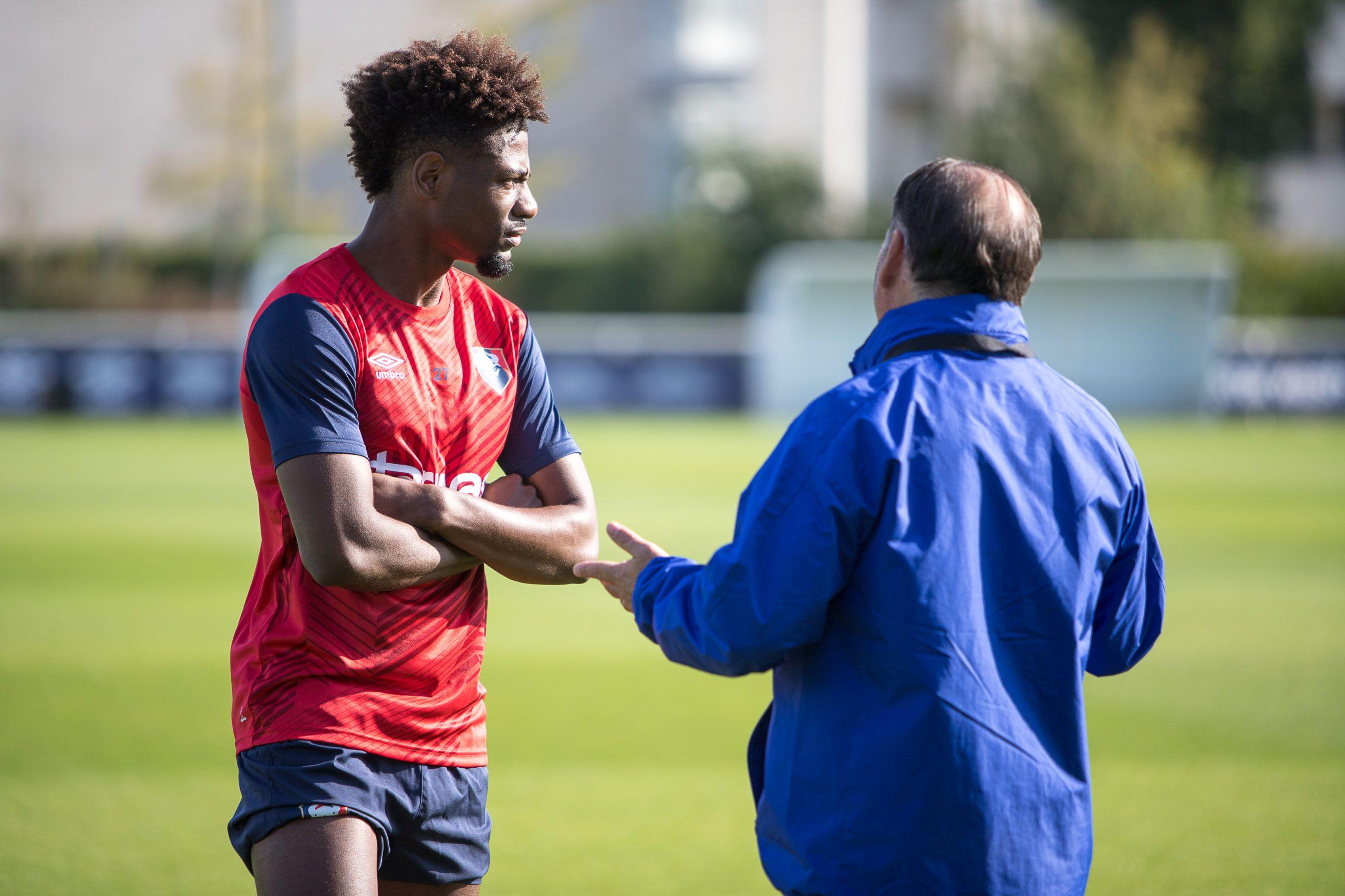 Da Costa et Cissé toujours absents contre Valenciennes