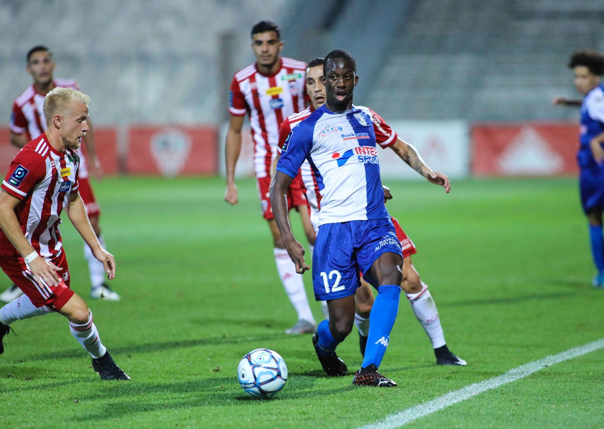 Le transfert d'Ibrahim Cissé validé in extremis par le SM Caen (France Bleu)