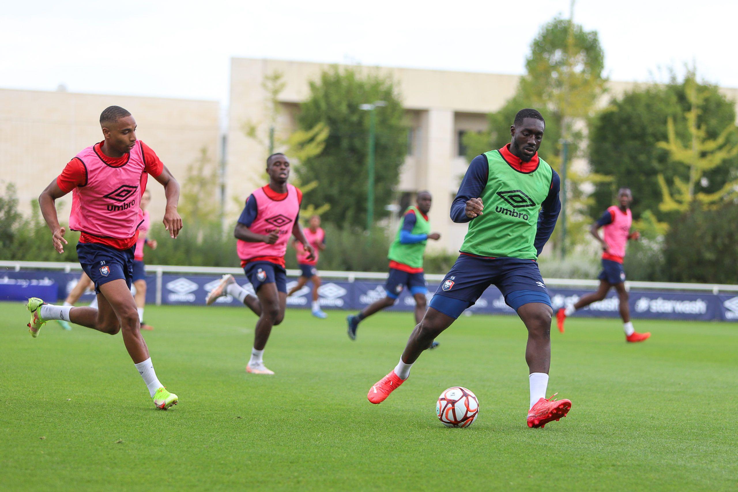 Malherbe à Bastia avec Mendy et Shamal, Deminguet absent