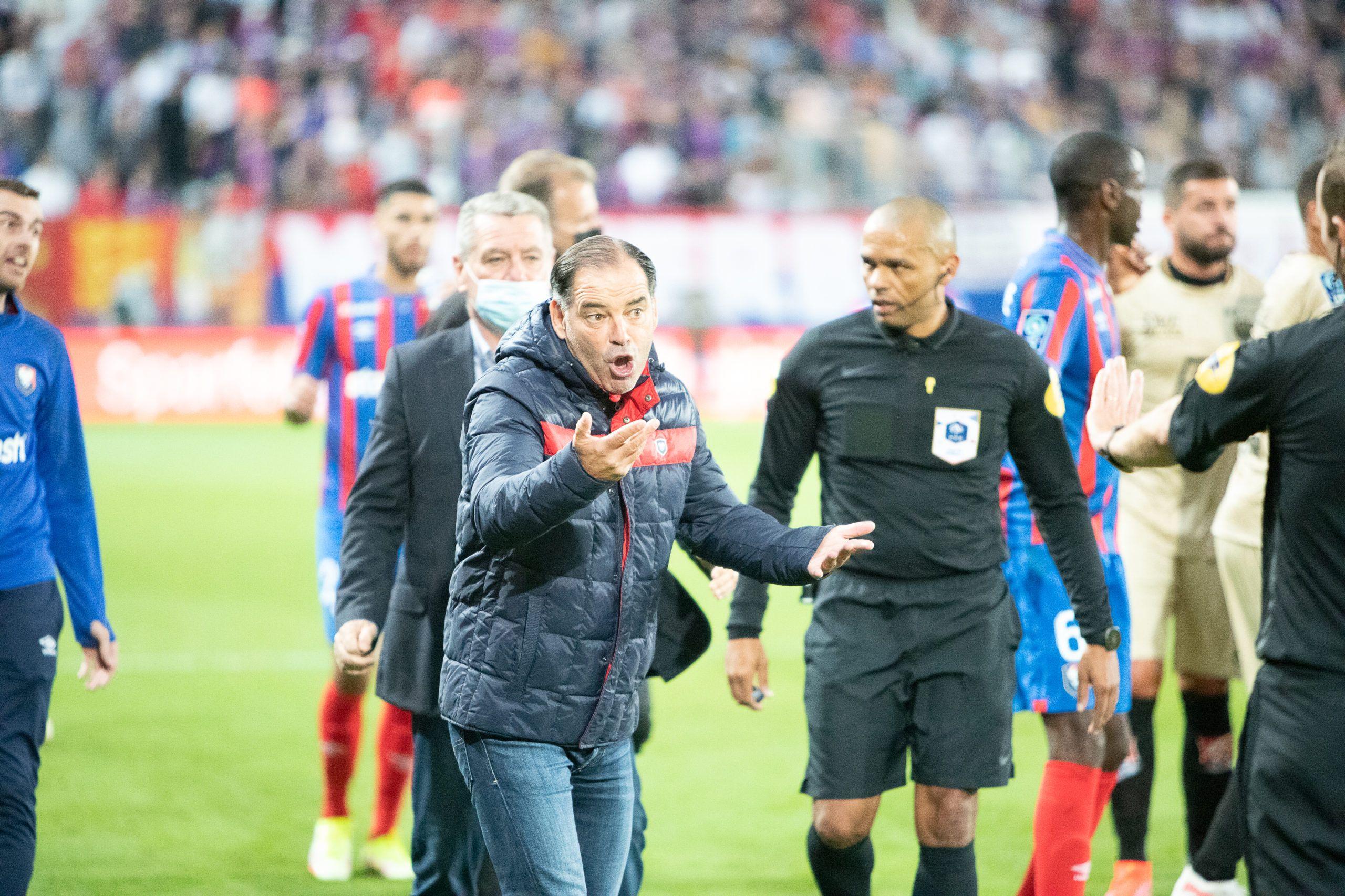 Stéphane Moulin : « Je n'ai jamais vécu ça depuis que je suis dans le football »