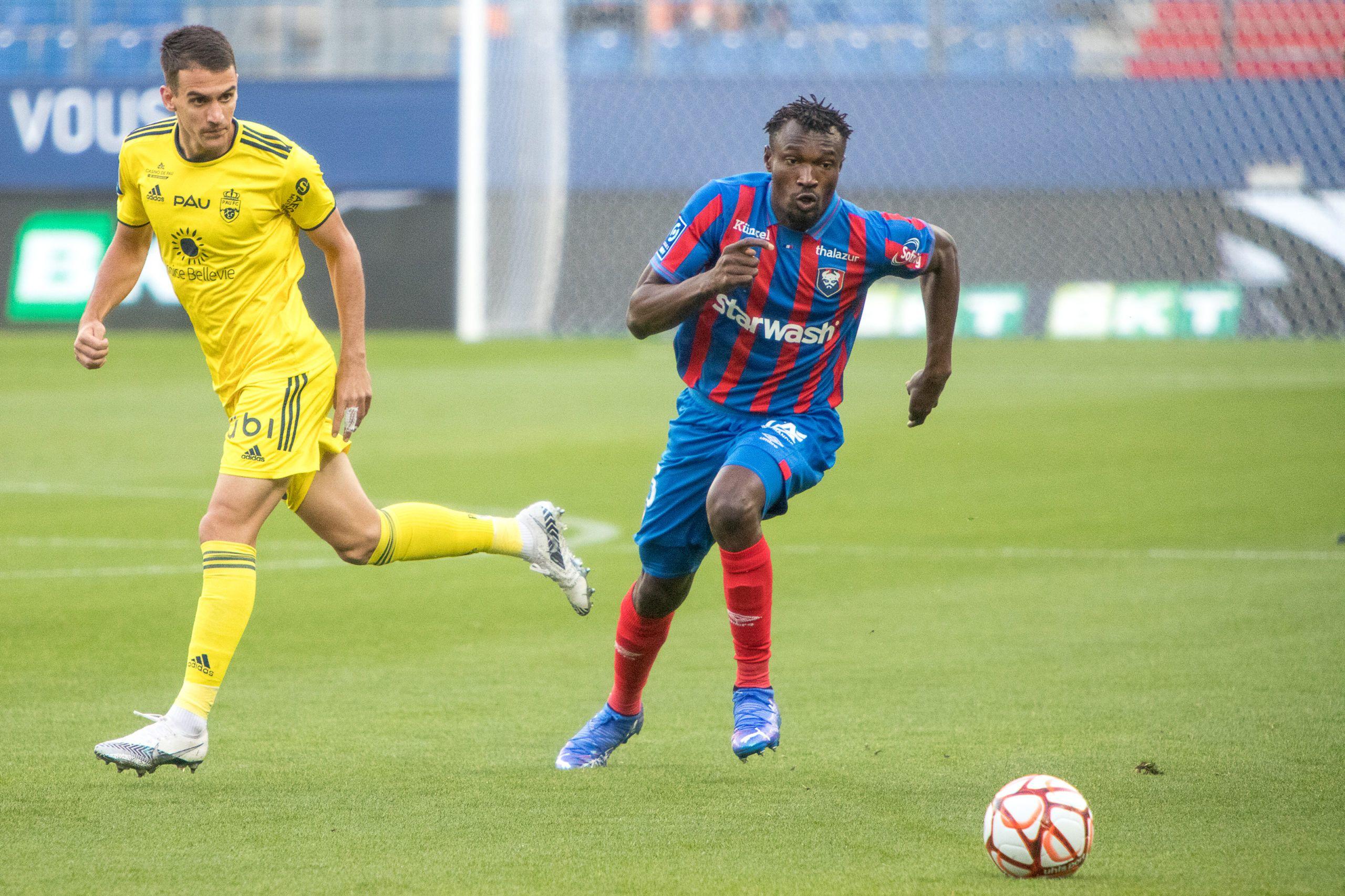 Franklin Wadja : « Avec la VAR, on aurait pu gagner ce match »