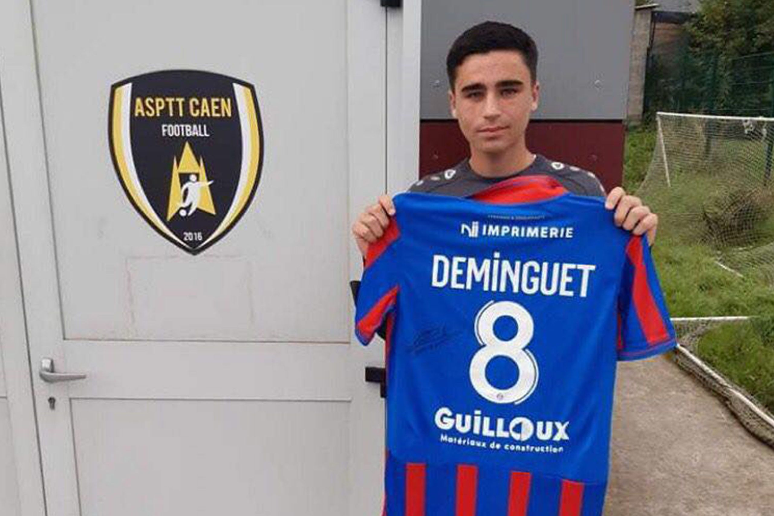Le beau geste du SM Caen et Deminguet après le malaise cardiaque de Diego