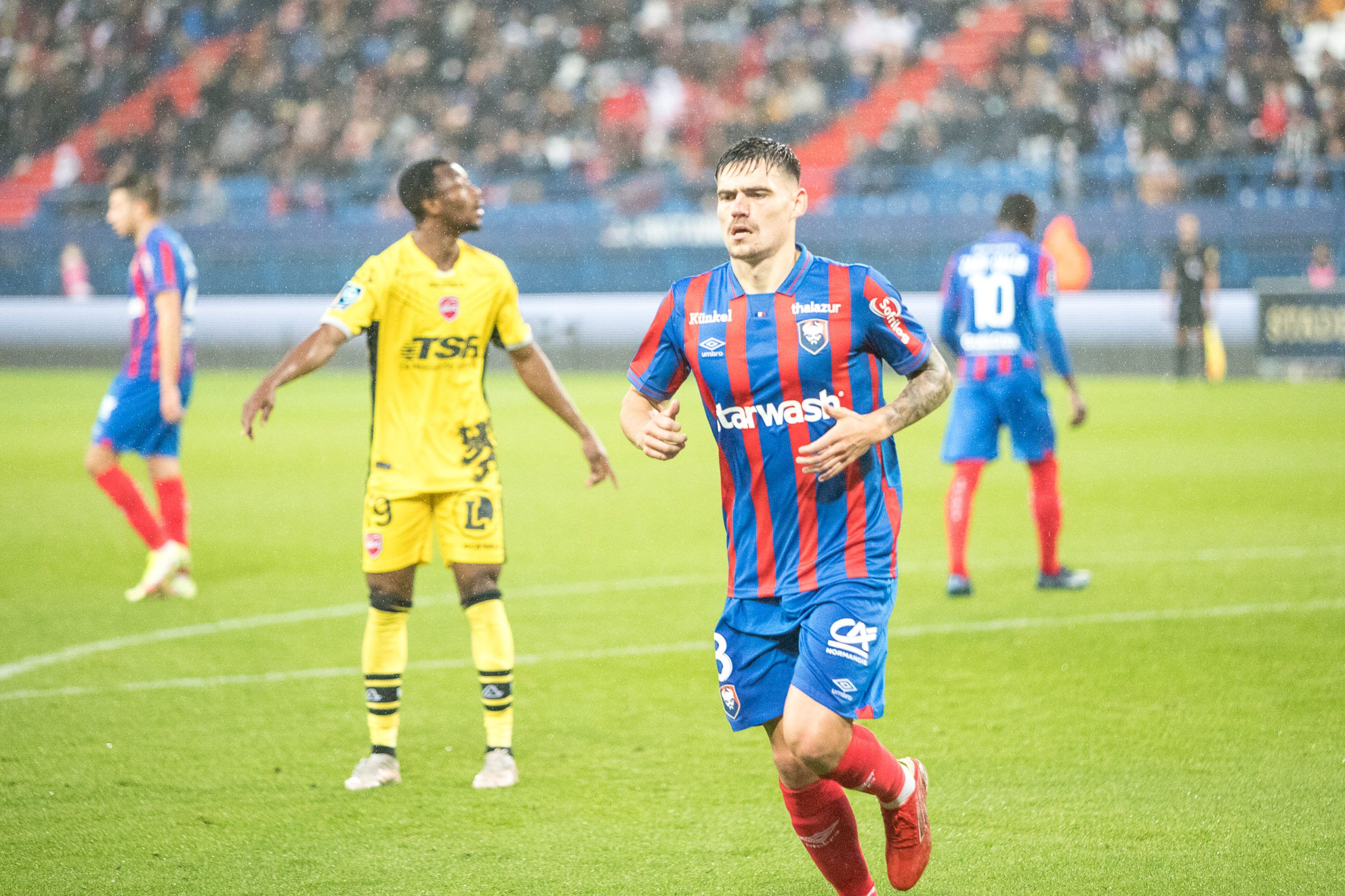 Jessy Deminguet : « Pas une prestation digne du Stade Malherbe »