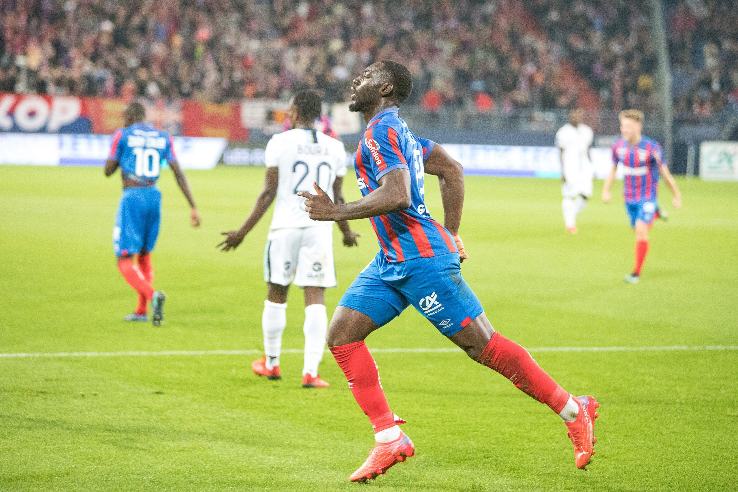 Les notes des joueurs caennais après le match nul face au Havre (2-2)