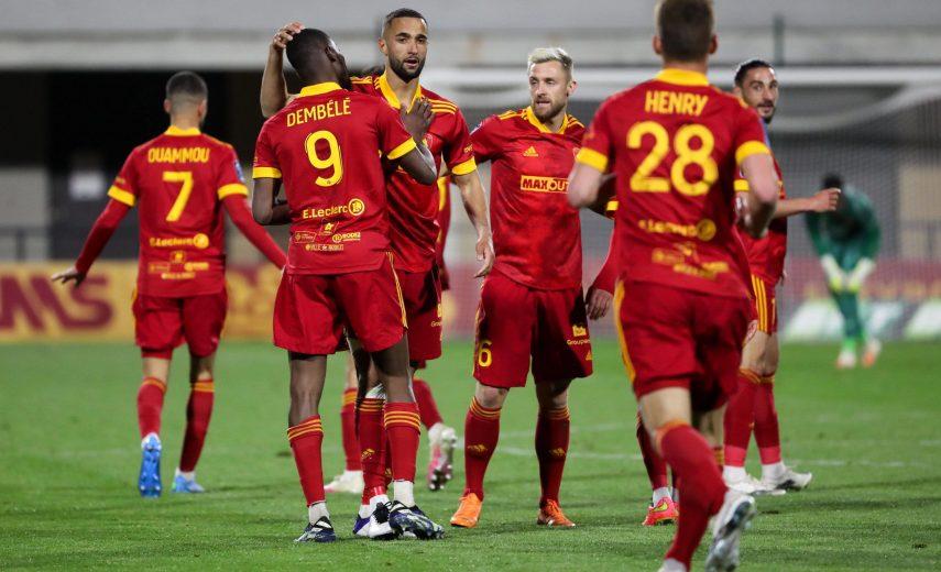 équipe de Rodez