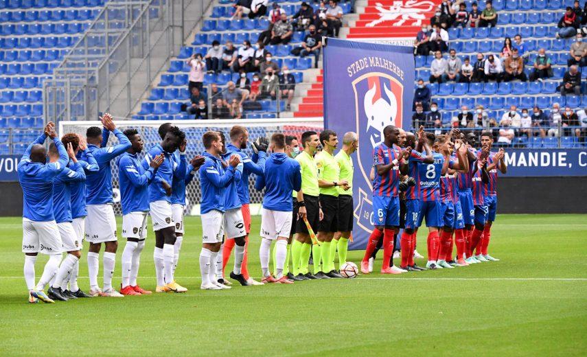 Caen équipe