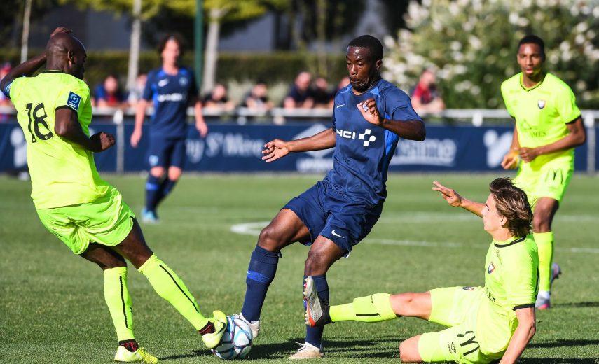 Paris FC - Caen