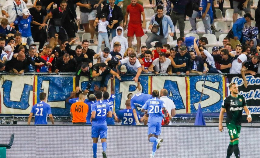 supporters grenoble