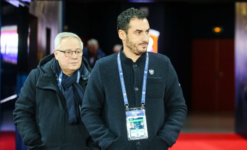 Yohan EUDELINE of Caen during the Ligue 2 match between Caen and Le Mans on November 22, 2019 in Caen, France. (Photo by Vincent Michel/Icon Sport) - Yohan EUDELINE - Stade Michel d'Ornano - Caen (France)