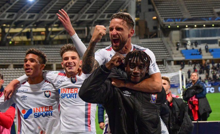 Paris FC Caen
