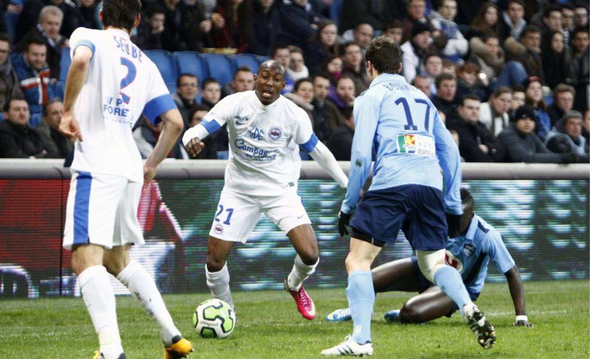 Livio NABAB - 08.04.2013 - Le Havre / Caen - 31eme journee de Ligue 2Photo